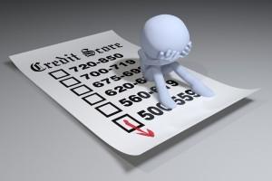 low credit score loans