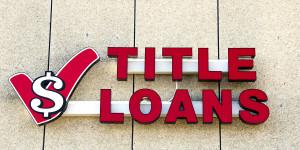 vehicle title loans near toronto